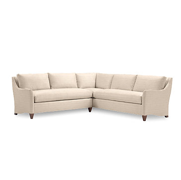 Whistler Sectional Sofa (Right Corner Sofa + Left Arm Sofa)