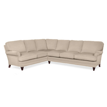 ORLEANS SECTION RF CRNR SOFA + LF LOVESEAT