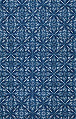 Mosaic Indigo image 1