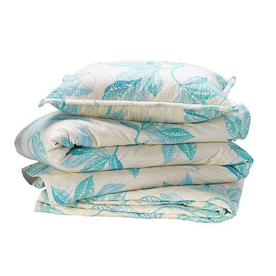 Shaye Quilt & Shams - Quilts, Coverlets & Shams - Bed & Bath ... : company c quilts - Adamdwight.com