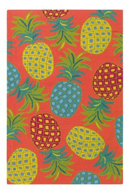 Pineapples Rug image 1