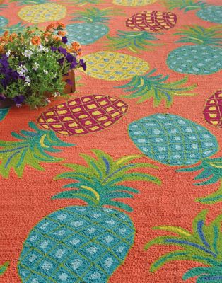 Pineapples Rug image 3