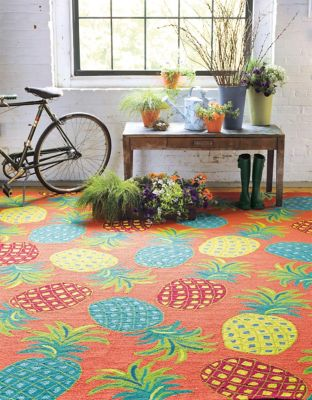 Pineapples Rug image 4