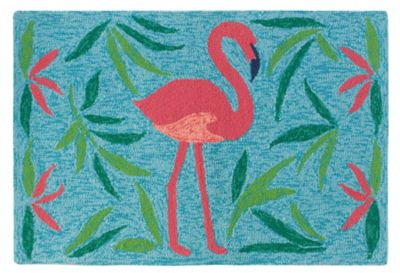 Fancy Flamingo Rug image 2