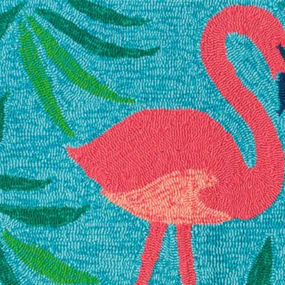 Fancy Flamingo Rug image 5