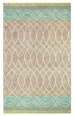 Lattice Swirl Rug image 1