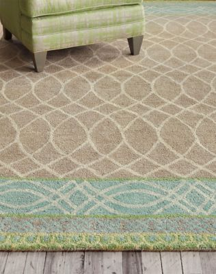 Lattice Swirl Rug image 4