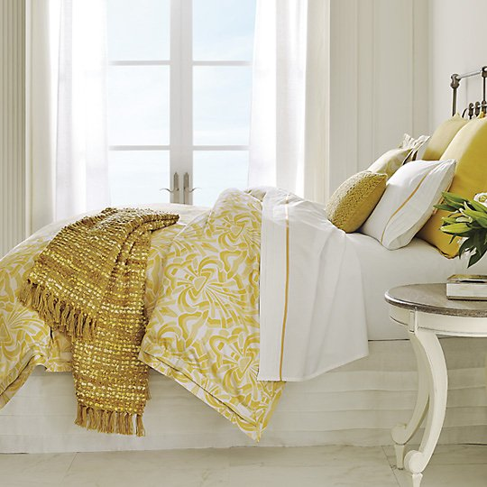 Axelle Duvet Cover & Shams