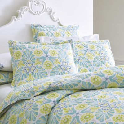 Painted Medallions Duvet Cover & Shams image 2