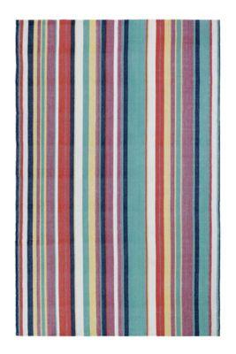 Canopy Stripe Rug image 1