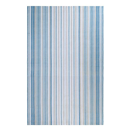 Aqua Stripe Rug Area Rug Ideas