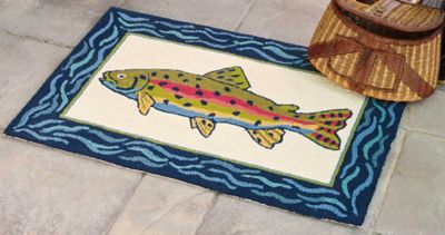 Rainbow Trout Rug image 2