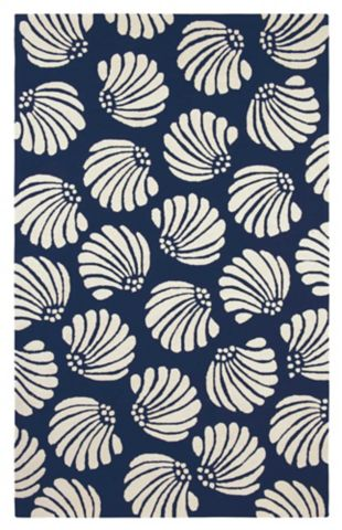 Coquilles Rug