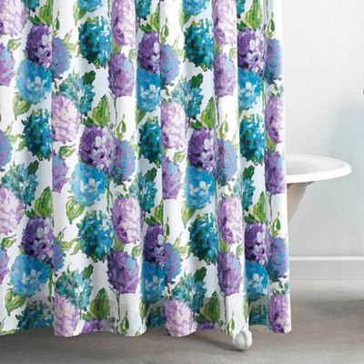 Hydrangea Shower Curtain image 1