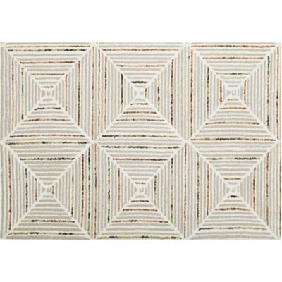 Diamond Stripe Rug image 3
