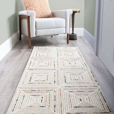 Diamond Stripe Rug image 5