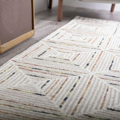 Diamond Stripe Rug image 6