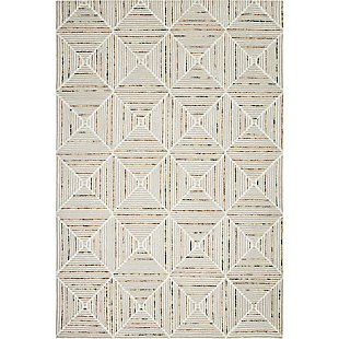 Diamond Stripe Rug