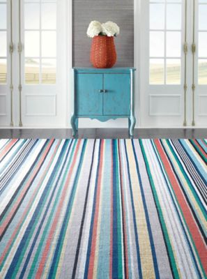 Farmhouse Stripe Rug image 4