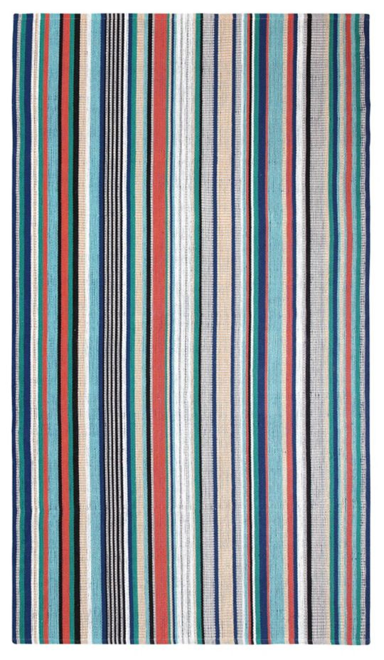 Farmhouse Stripe Rug
