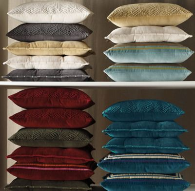 Talia Velvet Pillow image 2