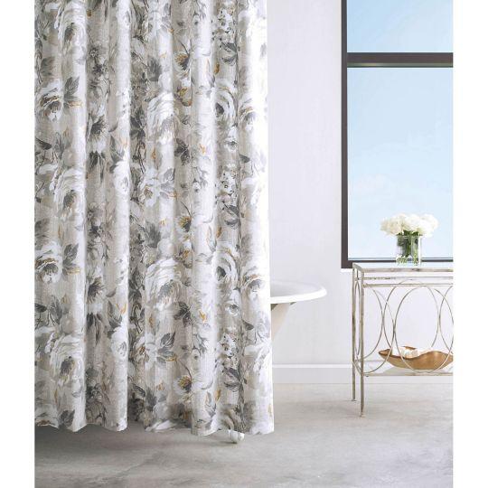 Moonlit Shower Curtain