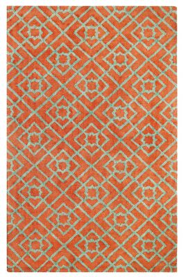 Diamond Lattice Rug image 1