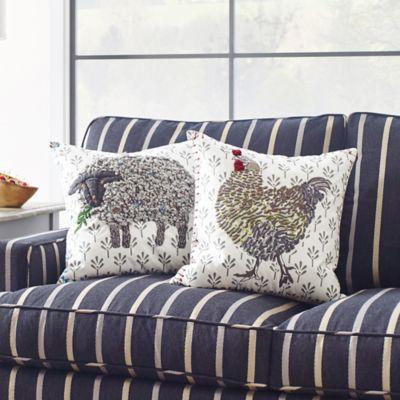 Coq-A-Doodle Pillow image 3