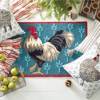 Rooster Rug image 2