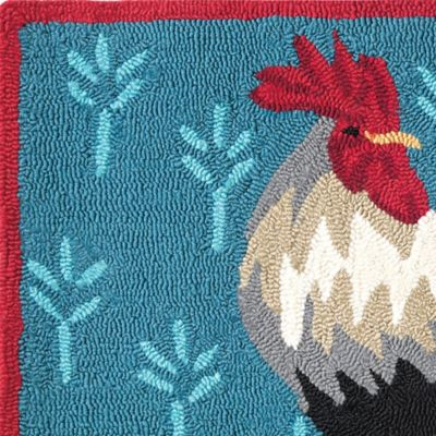 Rooster Rug image 3