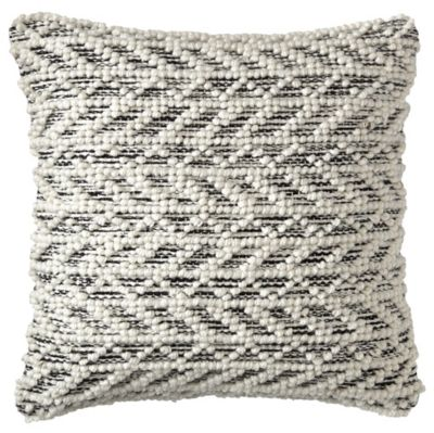 Herringbone Berber Pillow image 1
