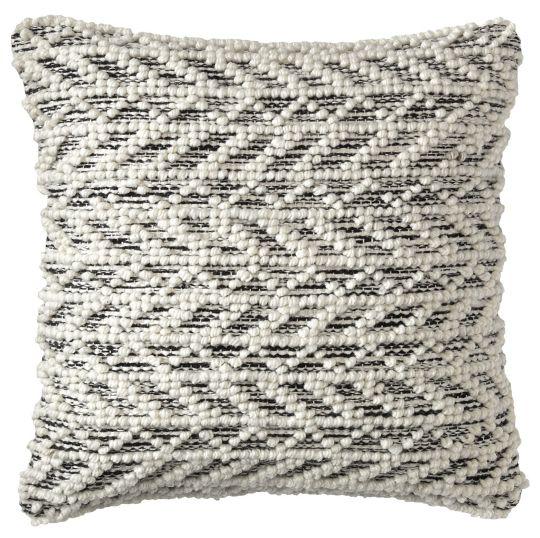 Herringbone Berber Pillow