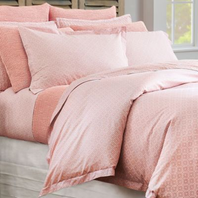 Diamond Lattice Duvet Cover & Shams image 2