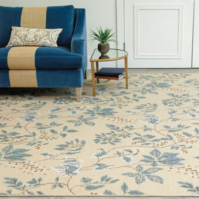 White Willow Rug image 3
