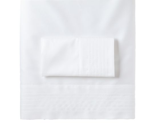 Pintuck Sheet Set & Cases