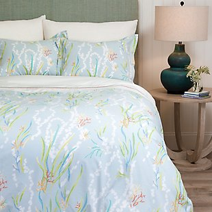 Reef Duvet Cover & Shams