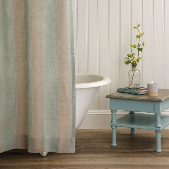 Flynn Shower Curtain