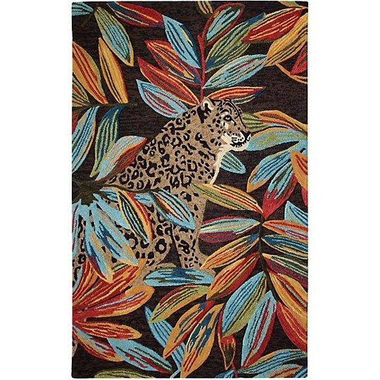 Max Leopard Rug