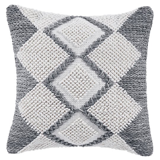 Harlequin Pillow