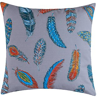 Birds of a Feather Pillow