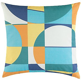 Out of Bounds Pillow