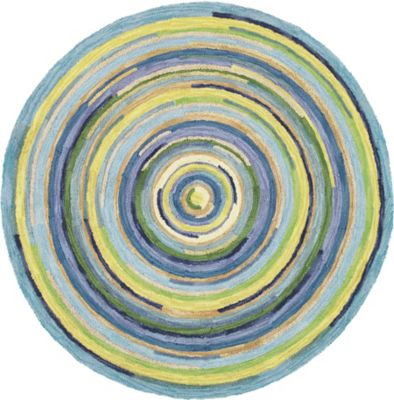 Concentric Squares Rug image 2