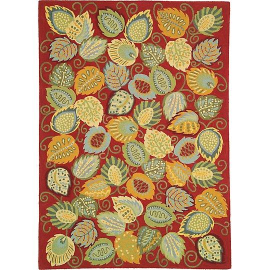 orange pattern rug hand hooked rugs handmade area rugs company c