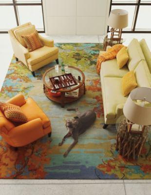 Landscape Rug image 6
