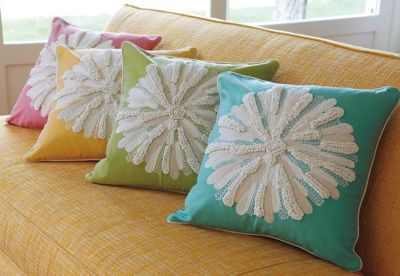 Asters Pillow image 2