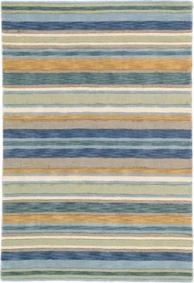 Sheffield Stripe Rug image 1
