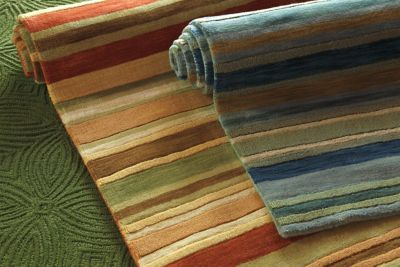 Sheffield Stripe Rug image 3