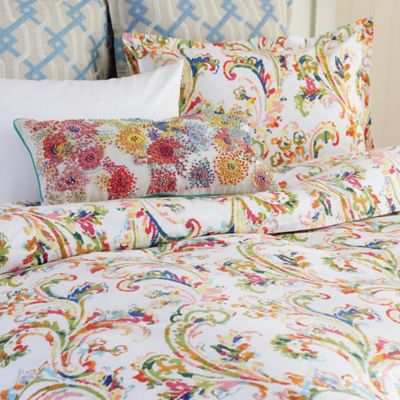 Freesia Duvet Cover & Shams image 1