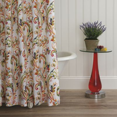 Freesia Shower Curtain image 1
