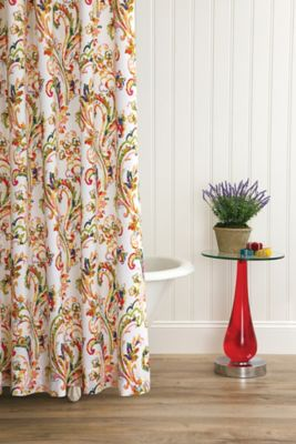 Freesia Shower Curtain image 2